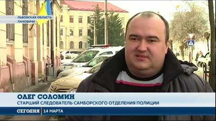 Во Львовской области отец избил семилетнего сына до сотрясения мозга