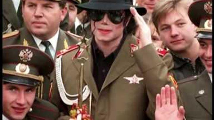Michael Jackson in Moscow 1996 . Music Dimash Tribute to MJ. Майкл Джексон в Москве