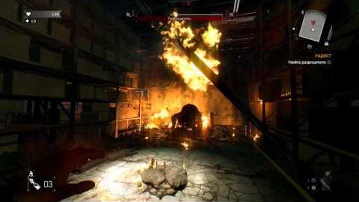 """6 Dying Light The Following - """"Радист - Чужак В Стране Чужой - Почтовое Безумие"""""""