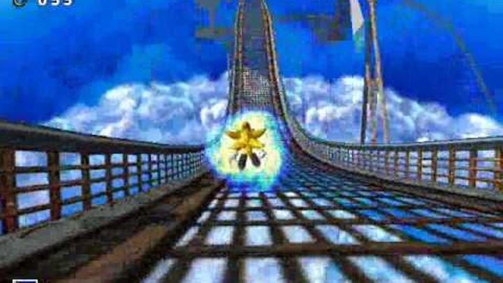 Super Sonic in SADX - Mission Hack