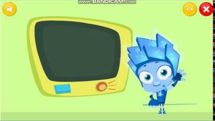 Фиксики; Половинки. видео обзор игры. Развивает внимание,память и мышление у детей.