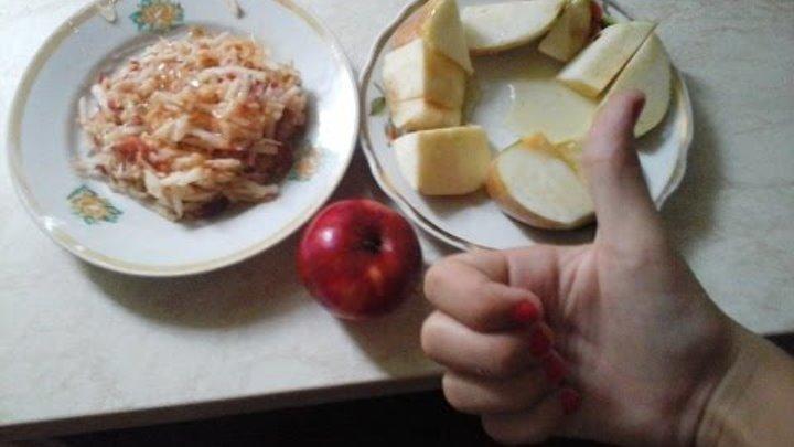 """Новая рубрика """"Кухня"""" )) яблочки 2 простых рецепта!"""