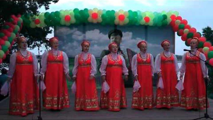 """""""Шел казак"""" Вокальный ансамбль """"Золотаюшка"""""""