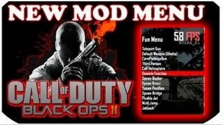 Black Ops 2 - MOD MENU * PC* SUR NUKETOWN 2025 (FR)