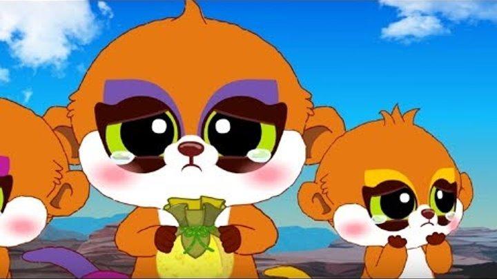 Юху и его друзья – Утрата мешочка для семечек - сезон 1 серия 47– обучающий мультфильм для детей