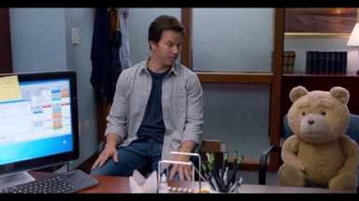 Третий лишний 2 (TED 2) — Русский трейлер (2015)