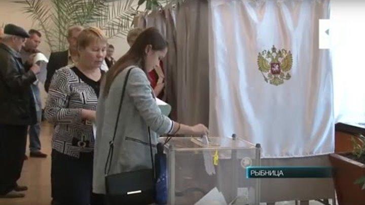В Рыбнице на выборах в Госдуму РФ зафиксирована высокая явка избирателей