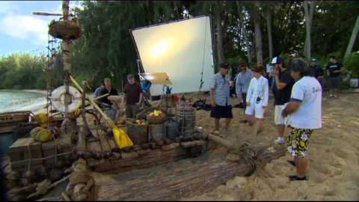 Элвин и бурундуки 3: Как создавали фильм - Часть 2(HD 1080p)