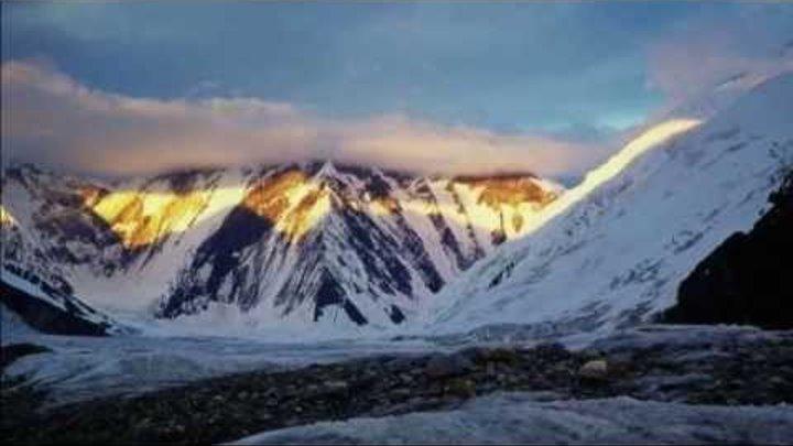 Горы Тянь Шань