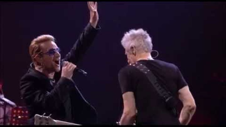 U2 Zooropa & Where The Streets Have No Name Live in Paris 2015 (ProShotHD)