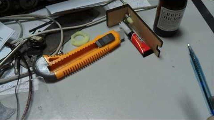 Ремонт подшипника каретки принтера Epson L800. Repair Epson L800 printer carriage bearing