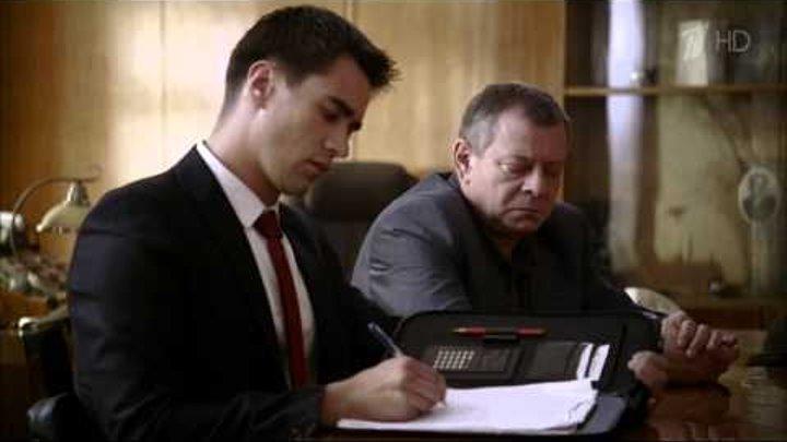 Балабол / Одинокий волк Саня (1 серия) 2013, Иронический детектив, HDTV (1080i)