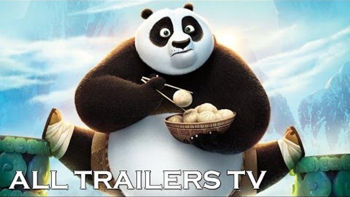 Кунг-фу Панда 3 / Kung Fu Panda 3 (2016) | Русский Трейлер #2 (мультфильм)