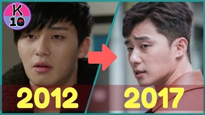 Third-Rate My Way PARK SEO JOON EVOLUTION 2012-2017