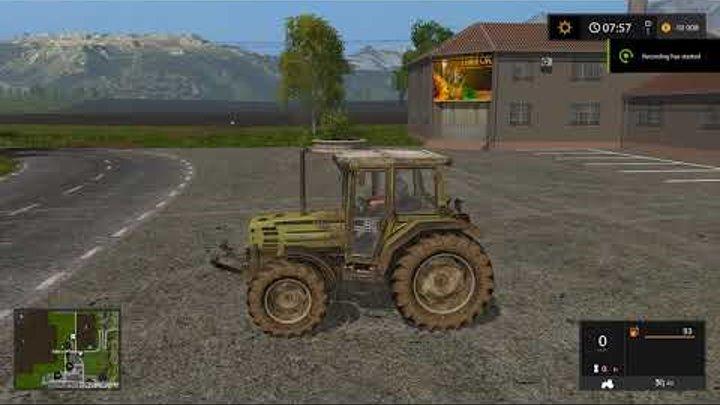 Farming Simulator 17 Дары Кавказа монеты и спрятанная техника 268 серия