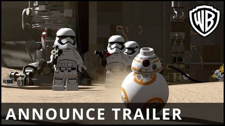 LEGO Star Wars: The Force Awakens – Official Announcement Trailer – Warner Bros. UK