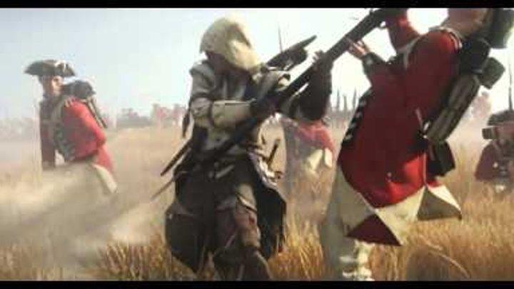 Assassin`s Creed 3. Русский трейлер с E3 (by BigCinema)