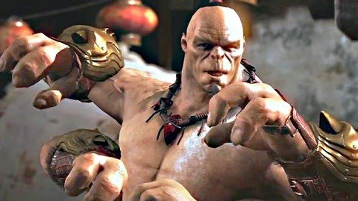 Mortal Kombat X Goro All Variations Fatalities Gameplay X Ray - Mortal Kombat 10 Fatality