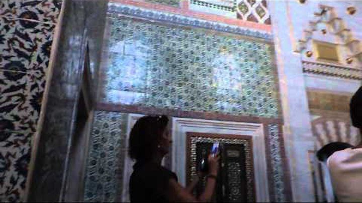 Стамбул. Дворец Султана – Гарем Topkapı - 22