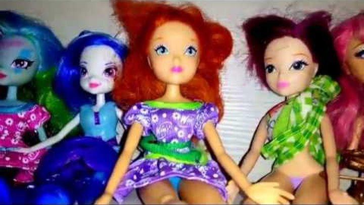 Коллекция кукол Пони Эквестрия герлз, Винкс, Эвер Афтер Хай