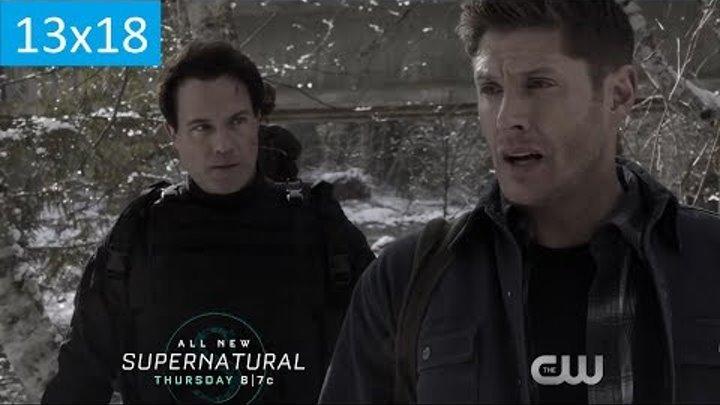 Сверхъестественное 13 сезон 18 серия - Русское Промо (Субтитры, 2018) Supernatural 13x18 Promo