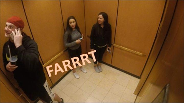 WET Fart Prank!! (Feat. The Elevator) Sharter Saturdays Ep. 39