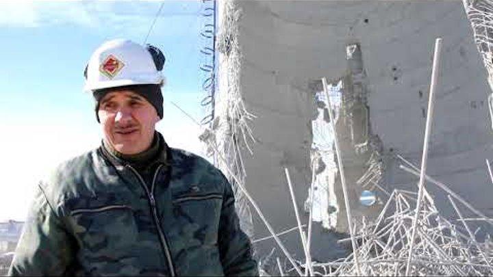 РВС Ч.459 Репортаж МГТРК обрушение телебашни Екатеринбург