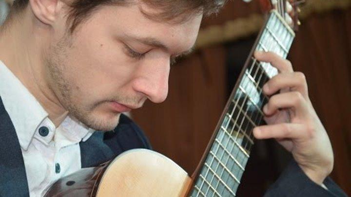 Antonio Vivaldi - Concerto D dur , RV  93 * Metamorphosa Orchestra * Guitar  - Yuriy Nehai