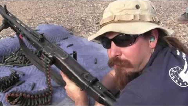 Shooting the MG-34 and MG-42