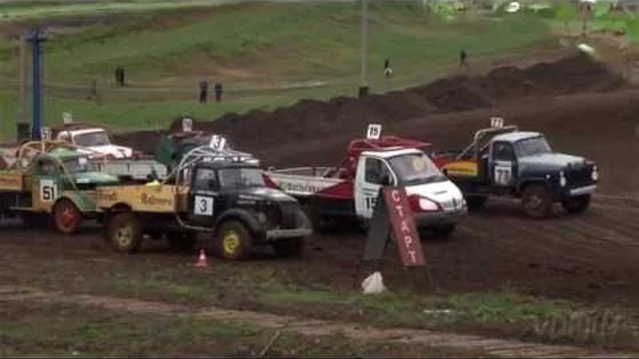Russian Flying cars Racing Offroad sports cars Race Russia Ryazan Track Show June 10 11, 2014