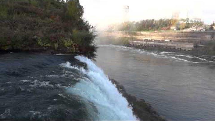 Водопад Ниагара Фата невесты один из трех
