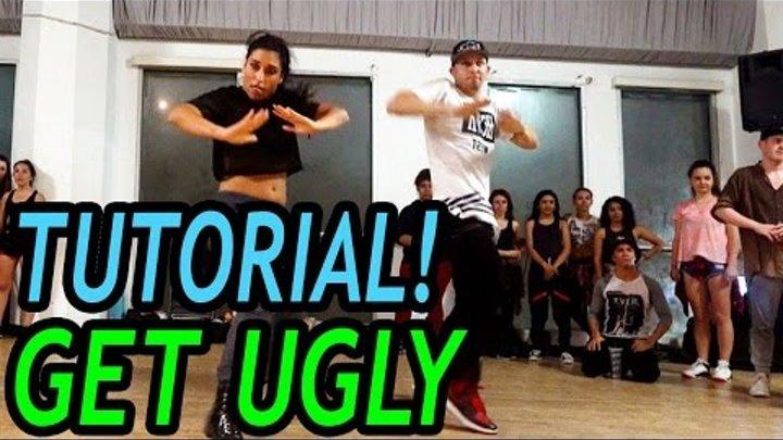 GET UGLY - Jason Derulo Dance TUTORIAL | @MattSteffanina Choreography (Advanced)