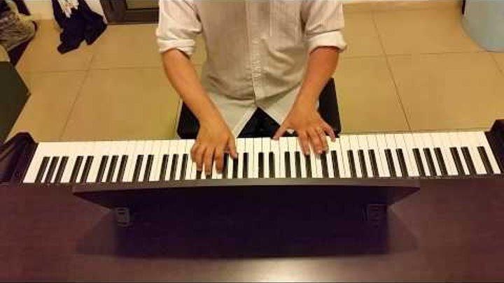 Еврейская песня Хевену Шалом Алейхем Hebrew Jewish Song Shalom Alehem Piano Cover пианино кавер