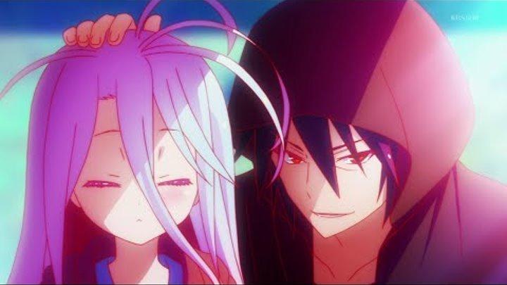 Anime Mix - AMV(Клип из аниме Нет игры нет жизни (no game no life))БИТВА