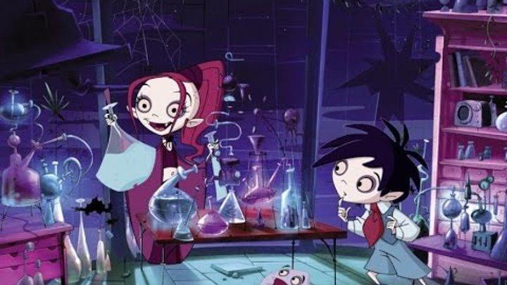 Школа Вампиров 1 серия 2 сезон Заморозки