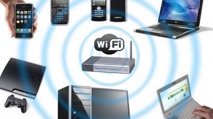 Настройка домашней сети wi-fi