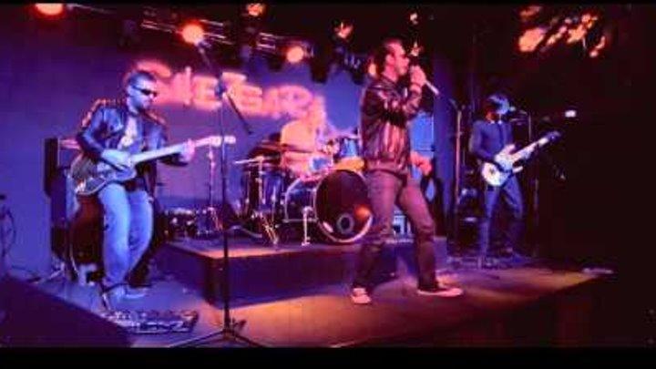 Группа ULTRA на рок-фест в клубе Shezgara Омск 29 04 2016