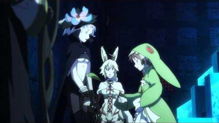 Герои Шести Цветов 5 серия (озвучка:AnimeVost)