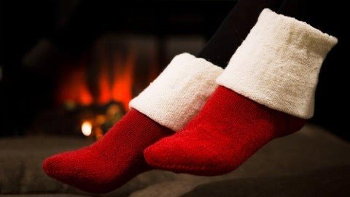 простые домашние носки спицами вязание носков часть 2
