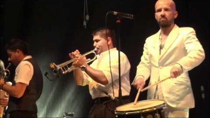 Shantel & Bucovina Club Orchestra, Guča na Krasu 2011