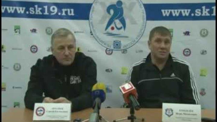 """""""Ледовая дружина"""" (сезон 2012/2013)"""