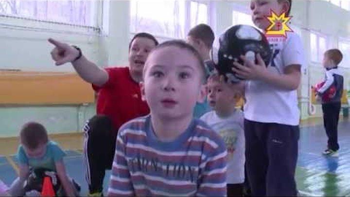 Маленькие надежды большого спорта живут в Чебоксарах!
