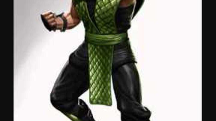 Mortal Kombat 9 - Skrillex - Reptile Theme HD(Official Release)2011