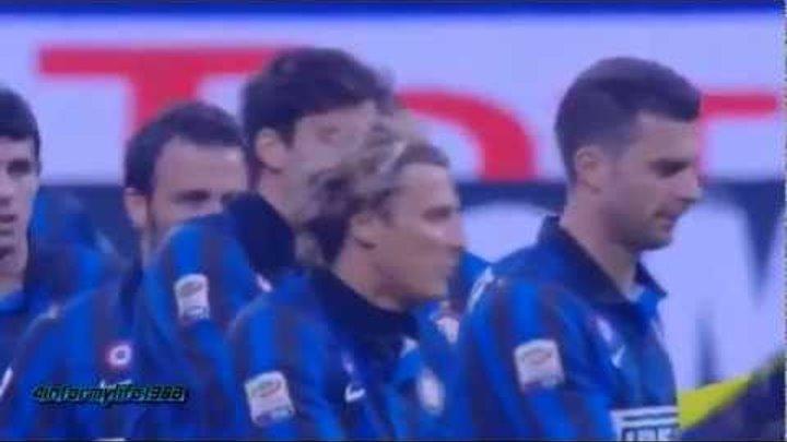 """Milan vs Inter - il """"Derby della Madonnina"""" - PROMO 15/01/2012 [720HD]"""