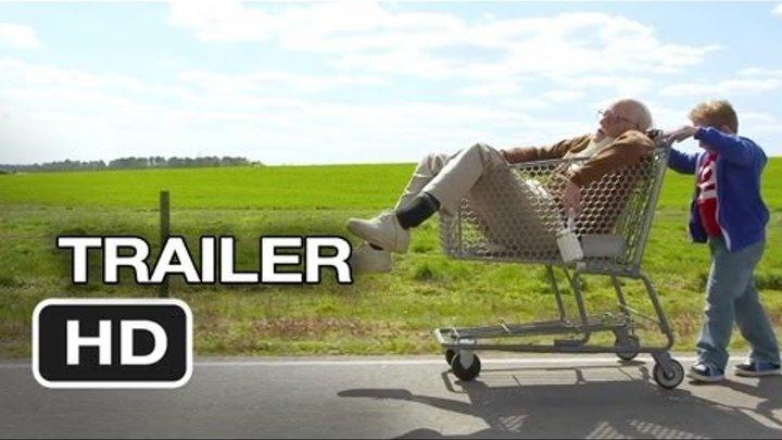 Jackass Presents: Bad Grandpa Official TRAILER 1 (2013) - Jackass Movie HD