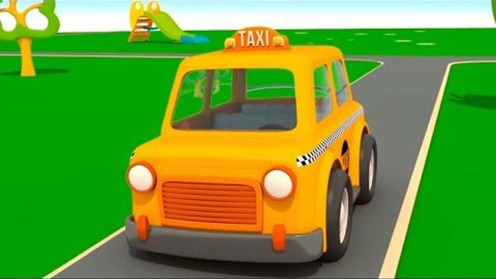 Веселые детские #ПЕСНИ про #МАШИНКИ 🚕 и Автобусы! 🚌 Сборник песенок для детей. Детские клипы 🎶