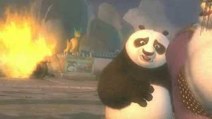 Kung Fu Panda Game Movie 4 Tai|Lung Final Battle