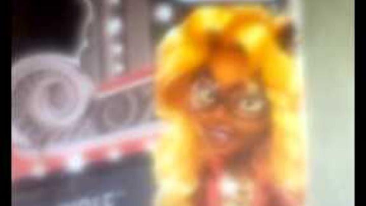 Новая кукла монстр хай (страх камера мотор)