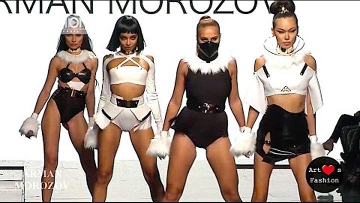ARMAN MOROZOV Los Angeles Art Hearts Fashion Spring Summer 2017 - Fashion Channel