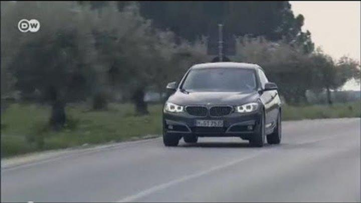 Тест-драйв: BMW GT 3-й серии